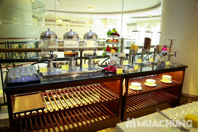 Đại tiệc BBQ Buffet đẳng cấp 4* tại Candle Hotel - 1