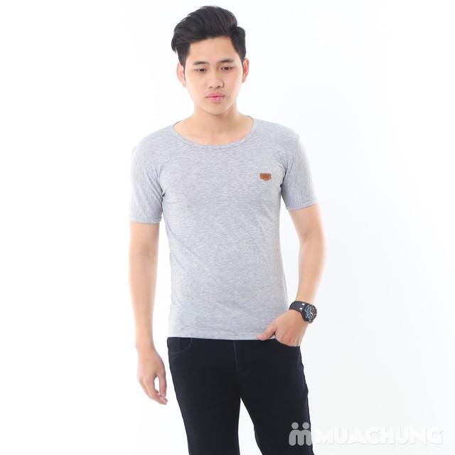 2 áo phông nam nhiều màu chất cotton thoáng mát - 22
