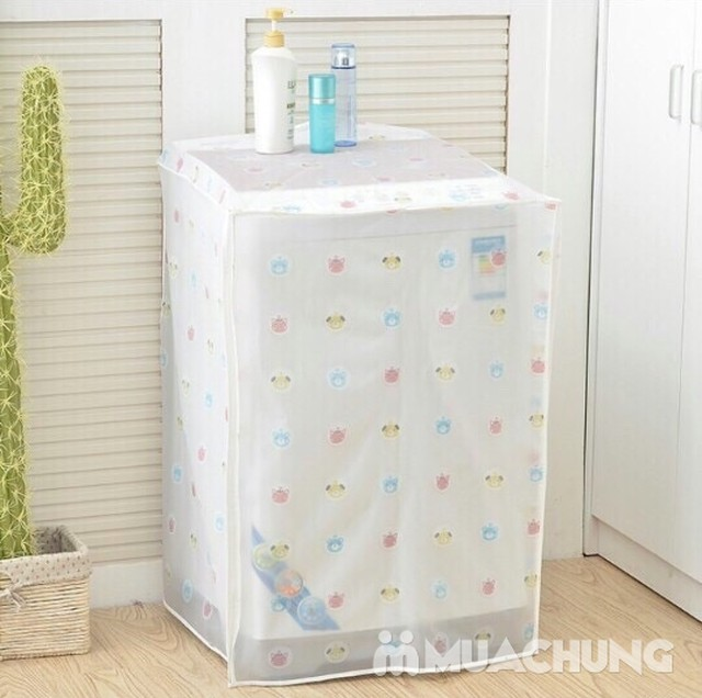 Vỏ bọc máy giặt cửa trên chất liệu không thấm nước - 14