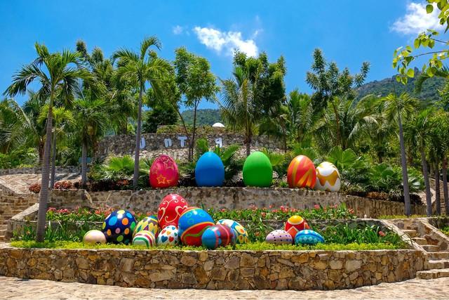 Tắm bùn khoáng nóng - Bồn trứng riêng tại KDL Trăm Trứng Nha Trang - 3