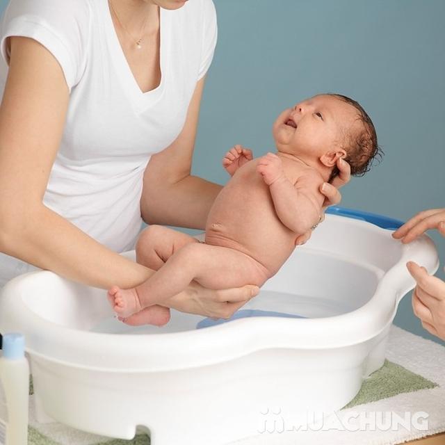 Dịch vụ tắm cho bé sơ sinh tại nhà - Miss Care - 5