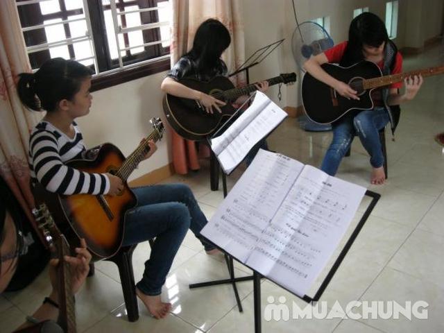Khóa học Guitar sôi động, thú vị cho bé - 4