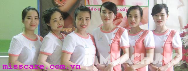 Massage thư giãn cho bà bầu phục vụ tại nhà Miss Care - 12