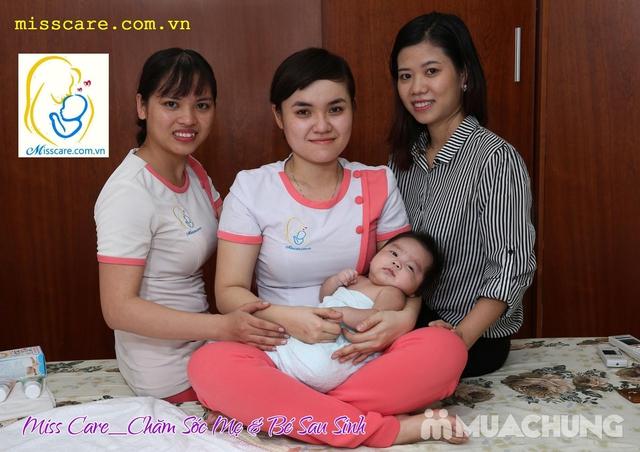 Massage thư giãn cho bà bầu phục vụ tại nhà Miss Care - 9