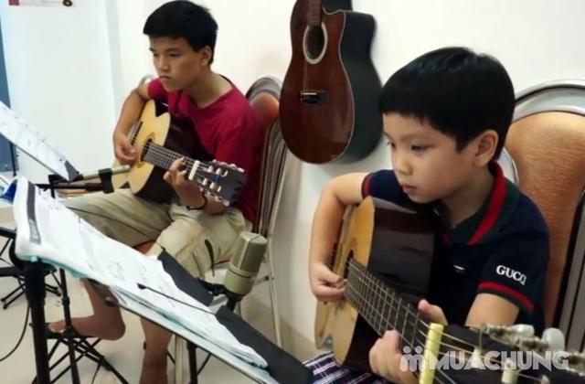 Khóa học Guitar sôi động, thú vị cho bé - 5