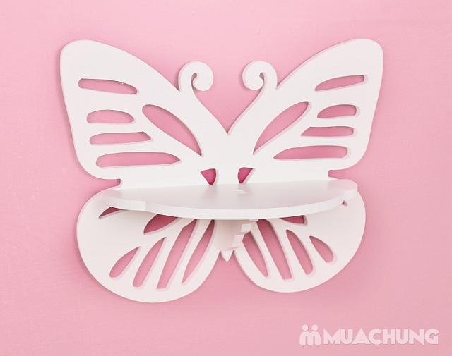 Combo 2 kệ trang trí hình cánh bướm - 6