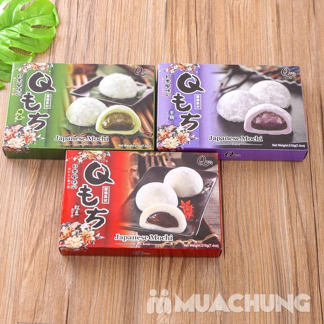 3 hộp bánh Mochi vị trà xanh, đậu đỏ và khoai môn - 8