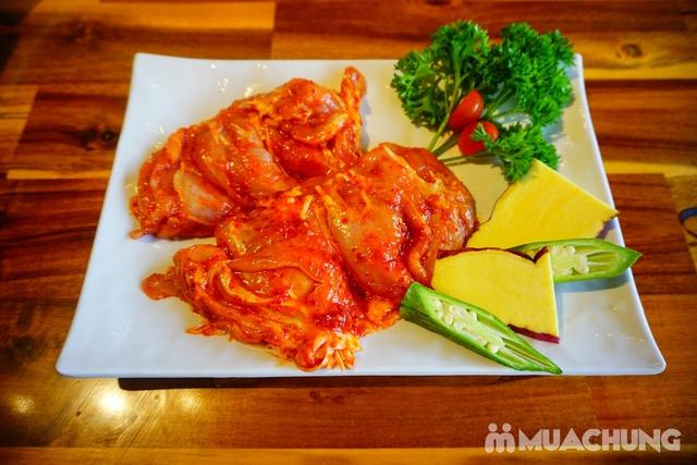 Buffet nướng lẩu không giới hạn tại Tengcho BBQ  - 37