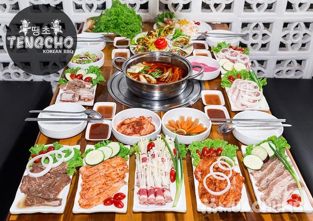 Buffet nướng lẩu không giới hạn tại Tengcho BBQ  - 23