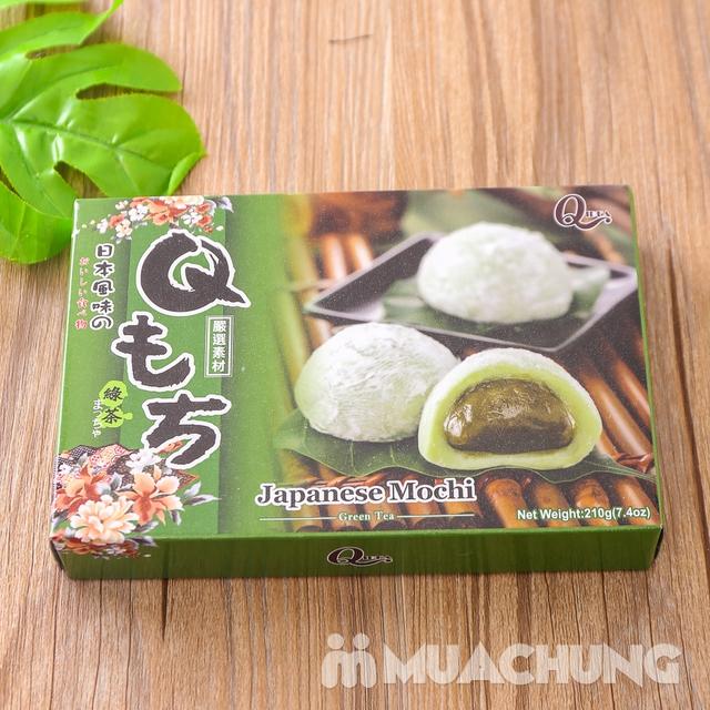 3 hộp bánh Mochi vị trà xanh, đậu đỏ và khoai môn - 11