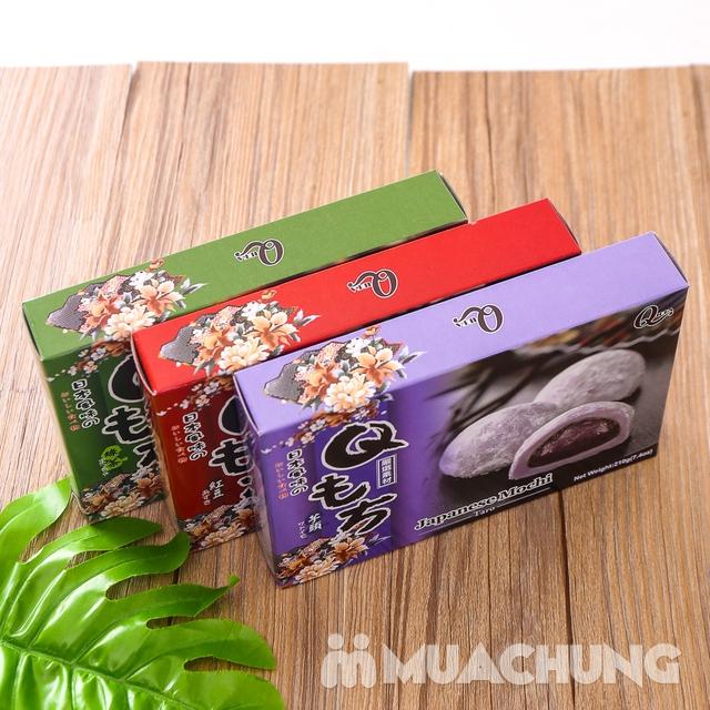 3 hộp bánh Mochi vị trà xanh, đậu đỏ và khoai môn - 14