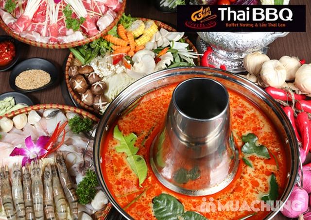 Buffet nướng lẩu Thái BBQ Phạm Ngọc Thạch Giá HOT - 19