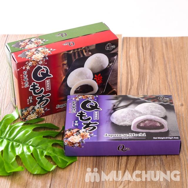 3 hộp bánh Mochi vị trà xanh, đậu đỏ và khoai môn - 13