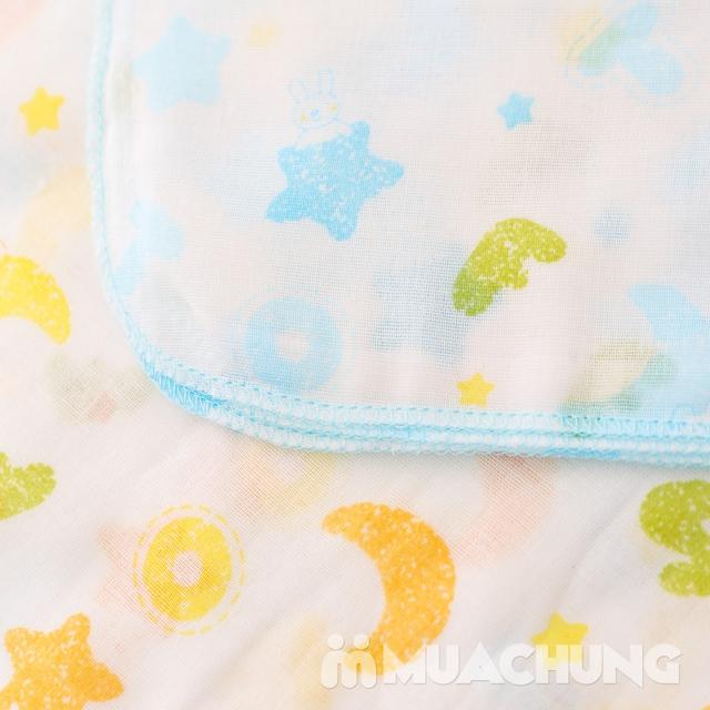 Set 16 khăn xô hoa xuất Nhật - an toàn cho da bé - 6