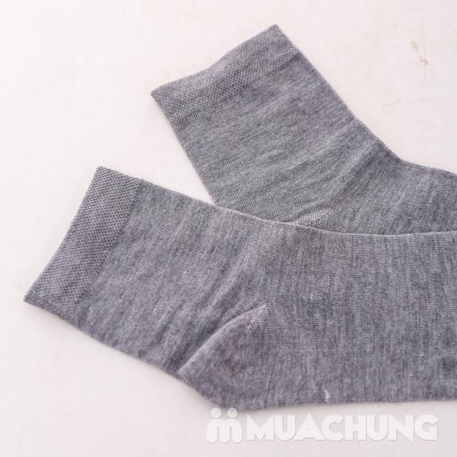 Hộp 10 đôi tất cổ cao chống hôi chân xuất Nhật - 14