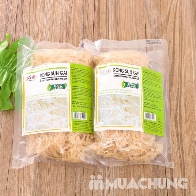 2 gói rong sụn gai Khánh Hòa (500g/1 gói) - 9