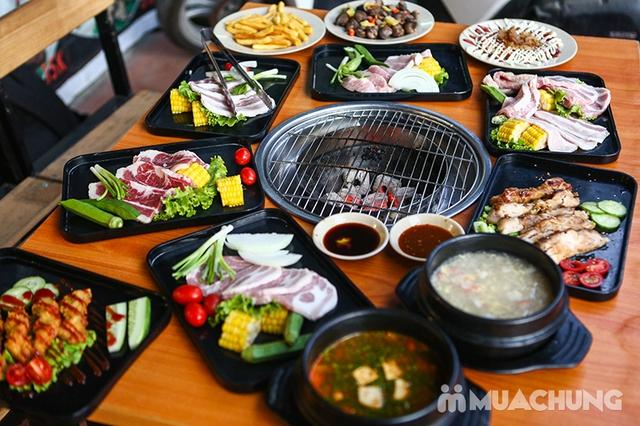 Buffet nướng kiểu Nhật đặc biệt tại Koishi BBQ - 8