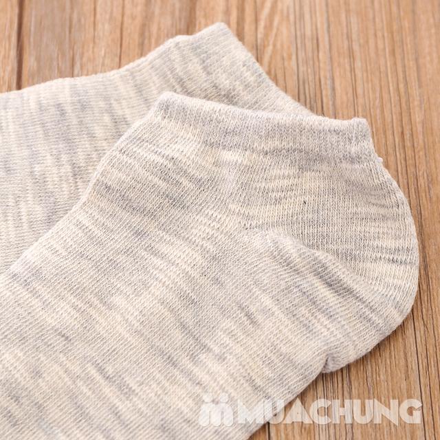Set 5 đôi tất cổ ngắn Muji cho Nam - 12