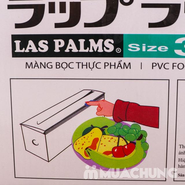 Màng bọc thực phẩm Las Palms 30cm x 450m - 8