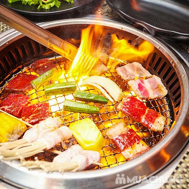 Buffet nướng Hàn Quốc ăn thả ga tại Moon BBQ - 12
