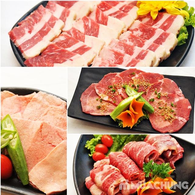 Buffet nướng Hàn Quốc ăn thả ga tại Moon BBQ - 6