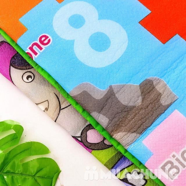 Thảm Mabosi 2 mặt dày dặn cho bé 1,8m x 2m - 12