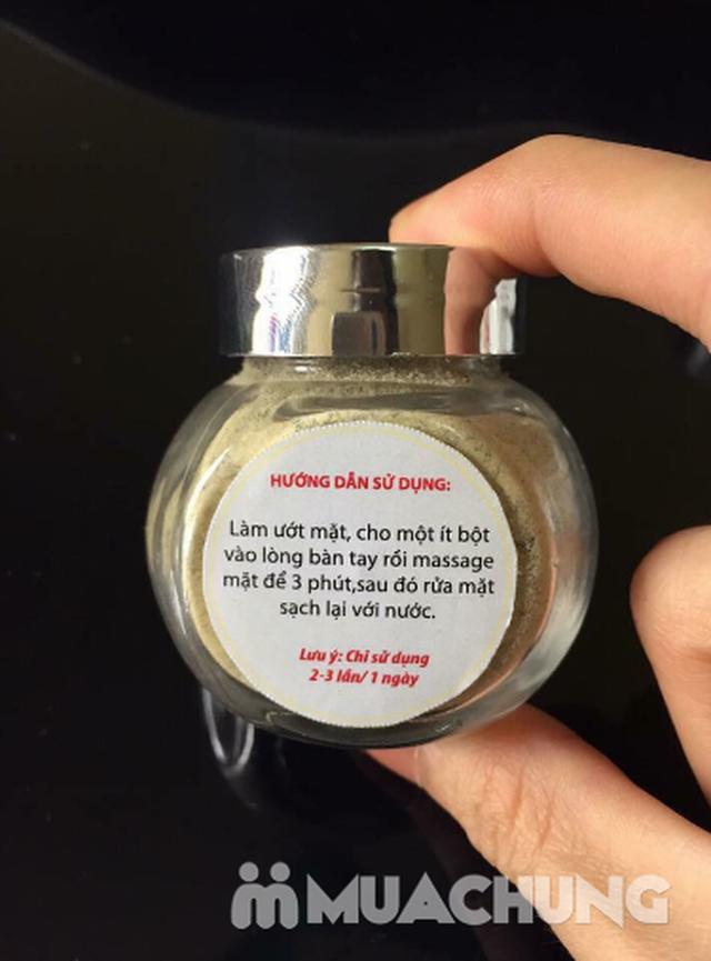 Bột rửa mặt thảo dược cho da mềm mịn - 10
