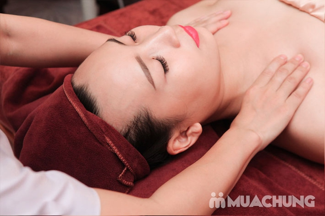 Chăm sóc da mặt với Oxy tươi + Massage vai cổ gáy Xuan's Beauty Spa - 14
