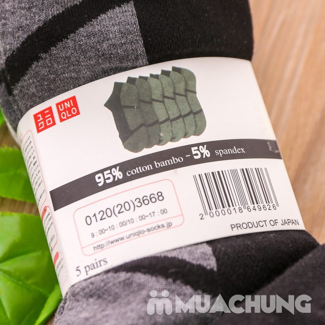 Combo 6 đôi tất cổ ngắn hàng xuất Nhật - 14
