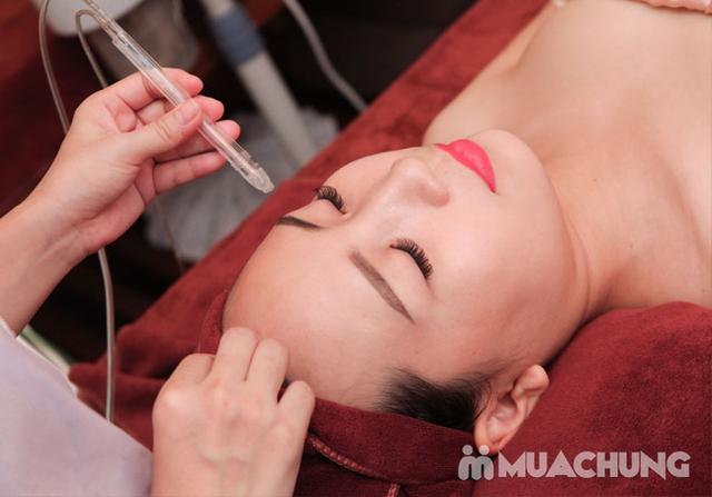 Chăm sóc da mặt với Oxy tươi + Massage vai cổ gáy Xuan's Beauty Spa - 13