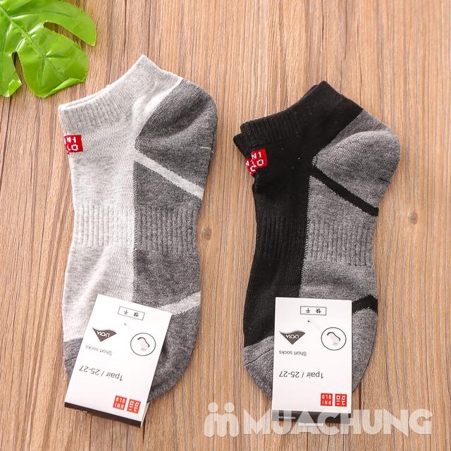 Combo 6 đôi tất cổ ngắn hàng xuất Nhật - 15