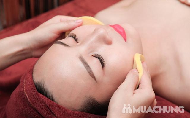 Chăm sóc da mặt với Oxy tươi + Massage vai cổ gáy Xuan's Beauty Spa - 9