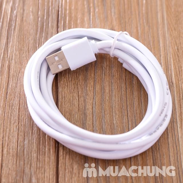 Dây cáp sạc cho iPhone 6G/6Plus, 5G/5S dài 2m - 7