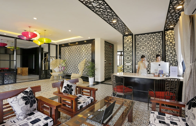 River Suite Hoi An Hotel 4* - Deluxe (City/Pool view) - 10