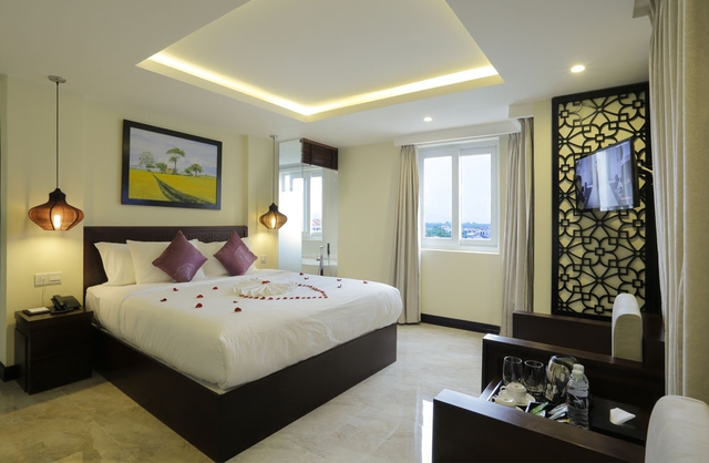 River Suite Hoi An Hotel 4* - Deluxe (City/Pool view) - 15