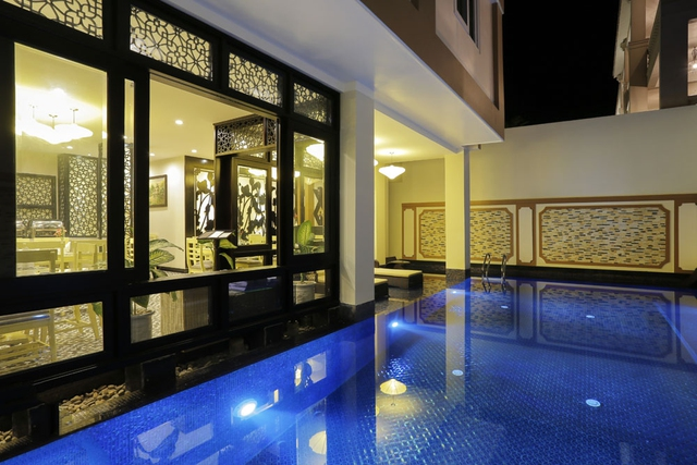 River Suite Hoi An Hotel 4* - Deluxe (City/Pool view) - 2
