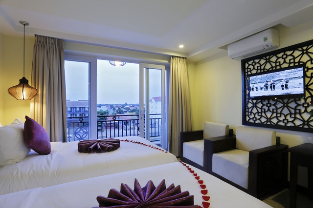 River Suite Hoi An Hotel 4* - Deluxe (City/Pool view) - 6