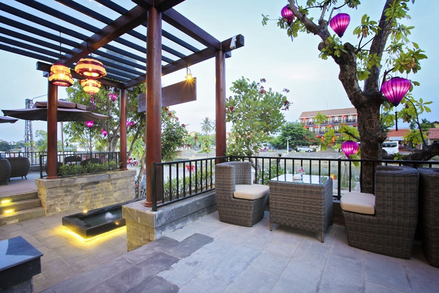 River Suite Hoi An Hotel 4* - Deluxe (City/Pool view) - 20