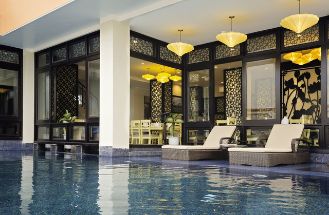 River Suite Hoi An Hotel 4* - Deluxe (City/Pool view) - 1