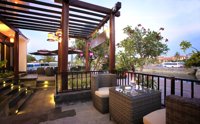 River Suite Hoi An Hotel 4* - Deluxe (City/Pool view) - 21
