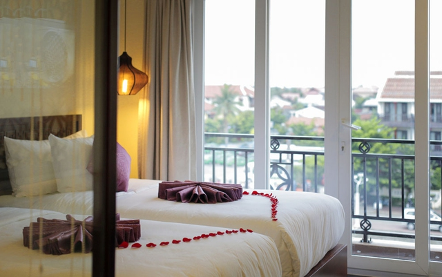 River Suite Hoi An Hotel 4* - Deluxe (City/Pool view) - 5