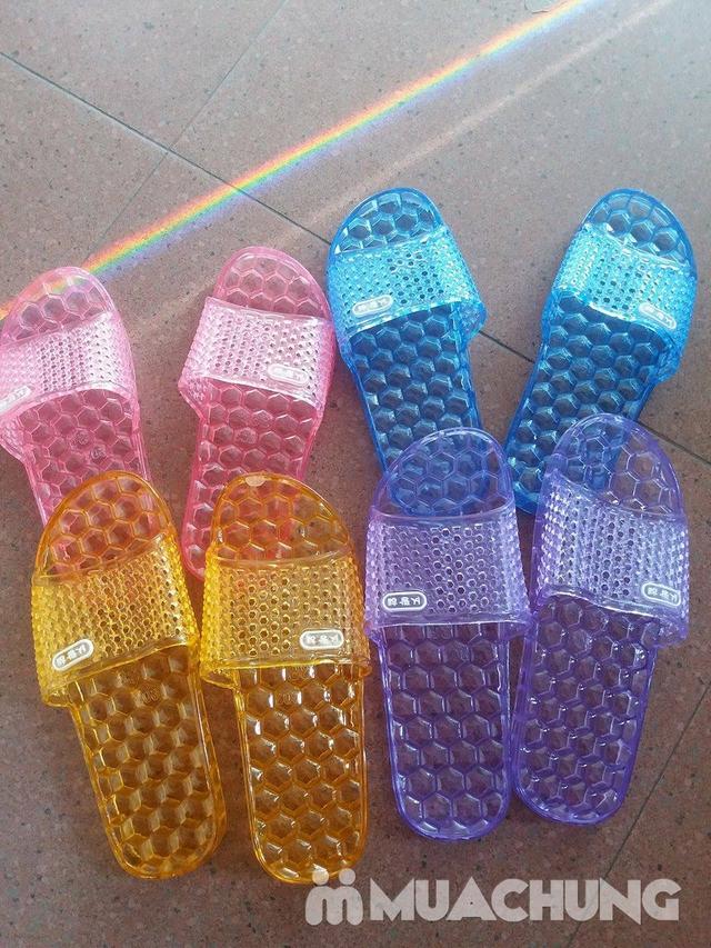 4 đôi dép đi trong nhà tắm - NK Hàn Quốc - 2