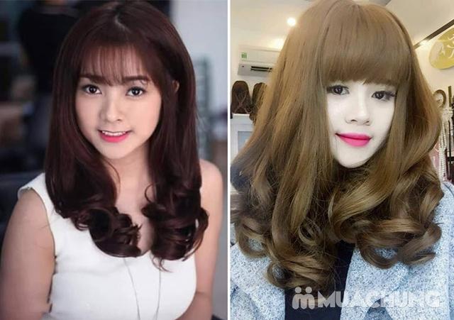 1 trong 3 gói tóc tặng hấp- Hưng Nguyễn Hair Salon - 13