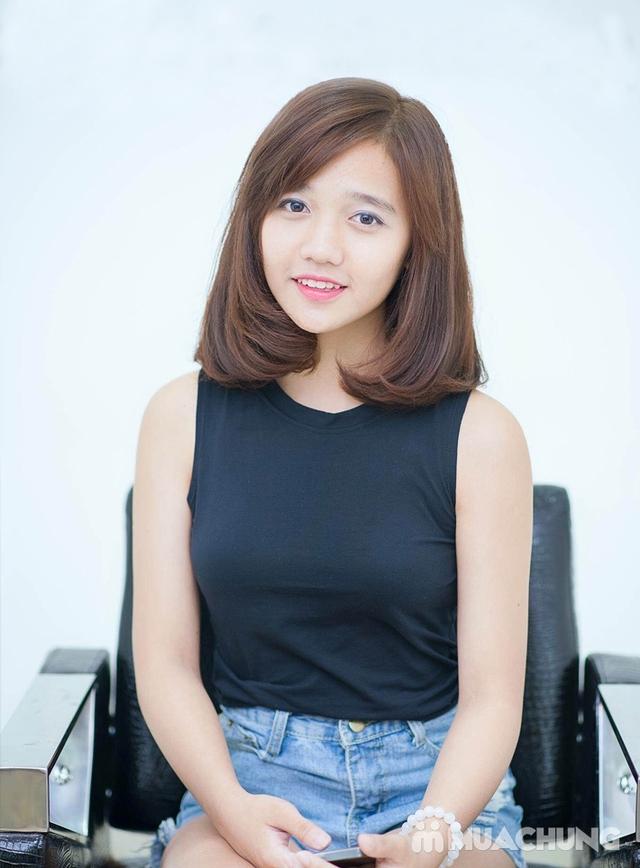 1 trong 3 gói tóc tặng hấp- Hưng Nguyễn Hair Salon - 9
