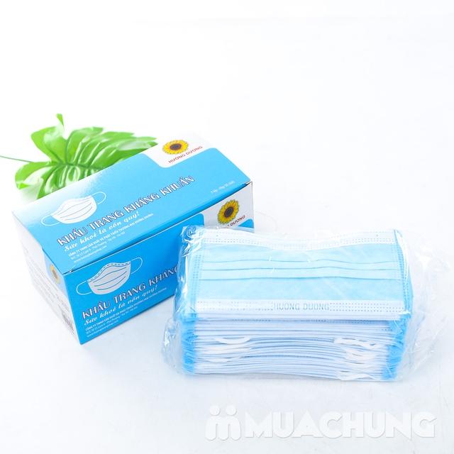 3 hộp khẩu trang y tế 3 lớp - ngừa vi khuẩn - 7