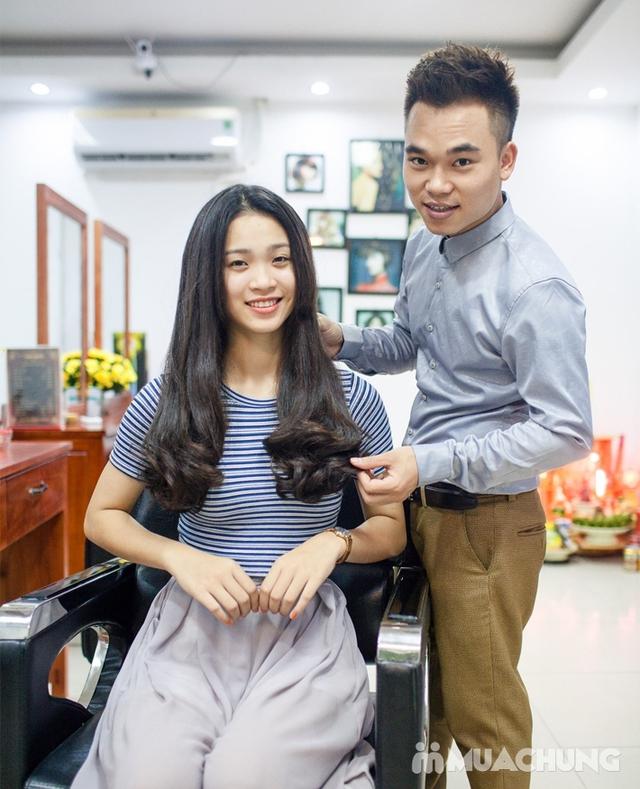 1 trong 3 gói tóc tặng hấp- Hưng Nguyễn Hair Salon - 1