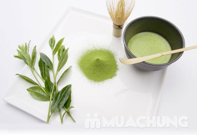 Bột trà xanh Matcha Haru vụ xuân thượng hạng 100g - 5