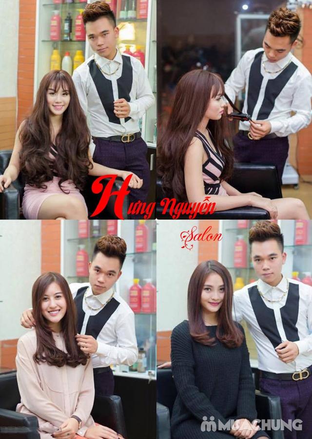 1 trong 3 gói tóc tặng hấp- Hưng Nguyễn Hair Salon - 2