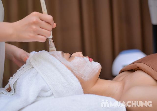 Chăm sóc da mặt hoặc Tắm trắng ngọc trai toàn thân AHA Spa - 6