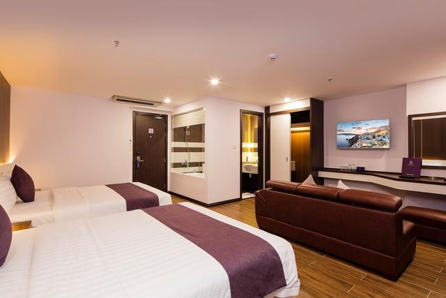 Balcony Hotel Nha Trang 3* - Nằm trên đường Trần Phú - Phòng có ban công - 3